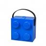 Lego, Lunchbox klocek z rączką - Niebieski (40240002)